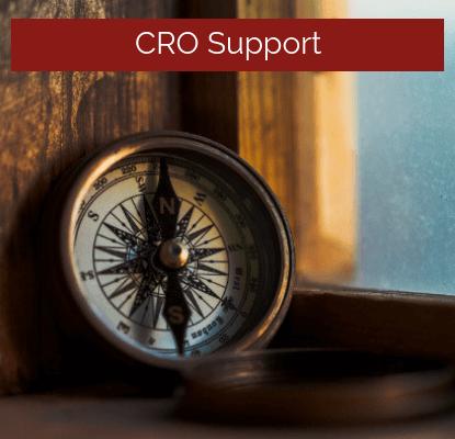 CRO Support