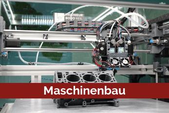 Restrukturierung Maschinenbau