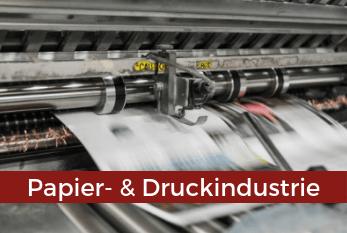 Restrukturierung Papier- und Druckindustrie
