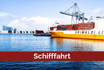 Restrukturierung Schifffahrt